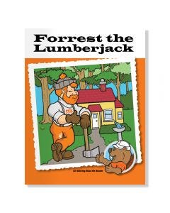 Forrest the Lumberjack Activity Book