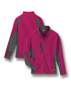 Ladies Bonded Soft Shell Jacket