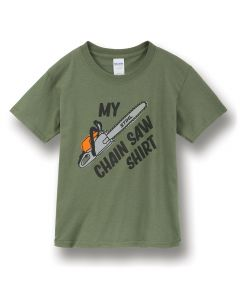 MY CHAIN SAW Youth T-Shirt