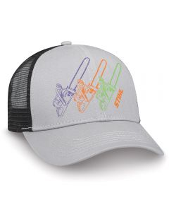 Youth Chain Saws Cap