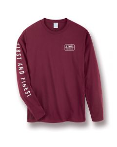 First and Finest Long Sleeve T-Shirt