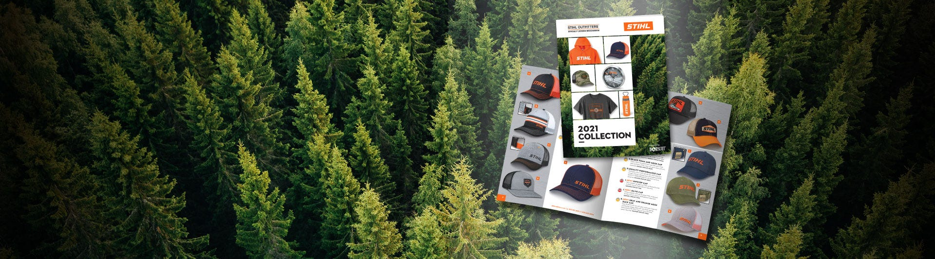 2020 STIHL OUTFITTERS Officially Licensed Merchandise Digital Catalog